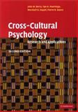 Cross-Cultural Psychology : Research and Applications, Berry, John W. and Dasen, Pierre R., 0521646170