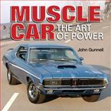 Muscle Car the Art of Power, Dan Lyons, 089689617X