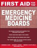 Emgergency Medicine Boards, Blok, Barbara and Cheung, Dickson, 0071496173