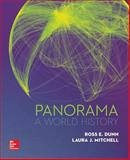 Panorama: a World History W/ Cnct+ 2t AC, Dunn, Ross and Mitchell, Laura, 1259316181