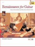 Renaissance for Guitar, Tammy Waldrop, 0739026186
