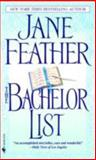 The Bachelor List, Jane Feather, 0553586181