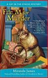 File M for Murder, Miranda James, 0425246183
