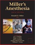 Anesthesia, Miller, Ronald D., 0443066183
