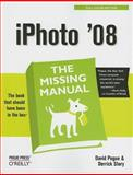 iPhoto '08, Pogue, David and Story, Derrick, 0596516185