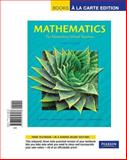 Mathematics for Elementary School Teachers, Books a la Carte Edition, O'Daffer, Phares and Charles, Randall, 0321656180