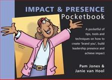 Impact and Presence Pocketbook, Jones, Pam and Van Hool, Jane, 190377618X