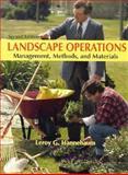 Landscape Operations 9780135216187