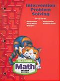 Harcourt Math Georgia Edition Intervention Problem Solving, HARCOURT SCHOOL PUBLISHERS, 0153496185