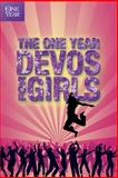 The One Year Devos for Girls, Tyndale House Publishers Staff, 0842336192
