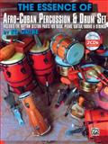 Essence of Afro-Cuban Percussion, William Starr, 1576236196