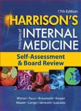 Harrison's Principles of Internal Medicine, Self-Assessment and Board Review, Wiener, Charles M. and Fauci, Anthony S., 007149619X