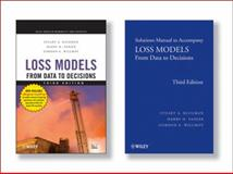 Loss Models Set : From Data to Decisions, Klugman, Stuart A. and Panjer, Harry H., 0470386193