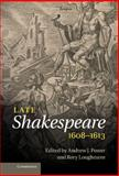 Late Shakespeare, 1608-1613, , 1107016193