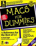 Macs for Dummies, Pogue, David, 1568846193