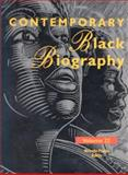 Contemporary Black Biography, Phelps, Shirelle, 0787646199