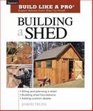 Building a Shed, Joseph Truini, 1561586196
