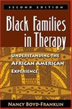 Black Families in Therapy : Understanding the African American Experience, Boyd-Franklin, Nancy, 157230619X