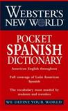 Webster's New World Pocket Spanish Dictionary, Harrap Publishers Staff, 0764556193