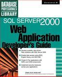SQL Server 2000 Web Application Developer's Guide, Utley, Craig, 0072126191