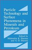 Particle Technology and Surface Phenomena in Minerals and Petroleum, , 1489906193