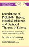 Foundations and Philosophy of Statistical Theories in the Physical Sciences, , 9027706204