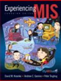 Experiencing MIS, First Canadian Edition, Kroenke, David M. and Norrie, James, 0132396203