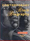Contemporary Black Biography 9780787646202