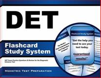 DET Flashcard Study System : DET Exam Practice Questions and Review for the Diagnostic Entrance Test, DET Exam Secrets Test Prep Team, 1609716205