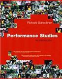 Performance Studies 9780415146203