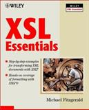 XSL Essentials, Michael Fitzgerald, 0471416207