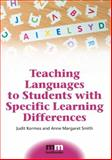 Teaching Languages to Students with Specific Learning Differences, Kormos, Judit and Smith, Anne Margaret, 1847696201