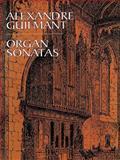 Organ Sonatas, Alexandre Guilmant, 0486406202