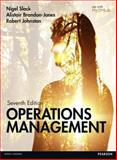 Operations Management, Slack, Nigel and Brandon-Jones, Alistair, 0273776207