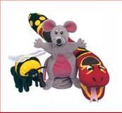 Jolly Phonics Puppets - Set of All 3, Sue Lloyd and Sara Wernham, 1870946200