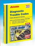 2003 Import Diagnostic Trouble Code Manual 1999-02 9781893026209
