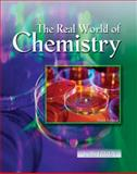 The Real World of Chemistry, Fruen, Lois, 0757556213