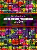 Introduction to Object-Oriented Programming with C++ 9780030236211