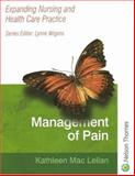 Management of Pain, Lellan, Kathleen Mac, 0748796215