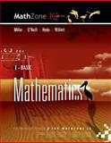 Basic mathematics for mathzone IQ, Miller, Julie, 007340621X