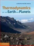 Thermodynamics of the Earth and Planets, Patiuo Douce, Alberto, 0521896215