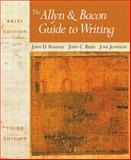 The Allyn and Bacon Guide to Writing, Ramage, John D. and Bean, John C., 0321106210