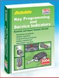 2004 Key Programming and Service Indicators, 1994-2003, Autodata Publications, Inc Staff, 1893026213
