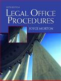 Legal Office Procedures, Morton, Joyce and Cassidy, Jack, 0130496219