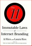 The 11 Immutable Laws of Internet Branding, Al Ries and Laura Ries, 0060196211