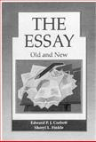 The Essay : Old and New, Corbett, Edward P. J. and Finkle, Sheryl L., 0132846217