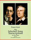 The Complete Schwanengesang, Franz Liszt, 0486406229