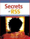 Secrets of RSS, Steven Holzner, 0321426223