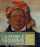 A People and a Nation Vol. 1 : History of the United States, Norton, Mary Beth and Sheriff, Carol, 0495916226