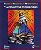 Practical Problems in Math for Automotive Technicians 9780827346222